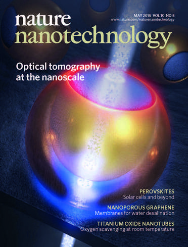 a research on nanotechnology